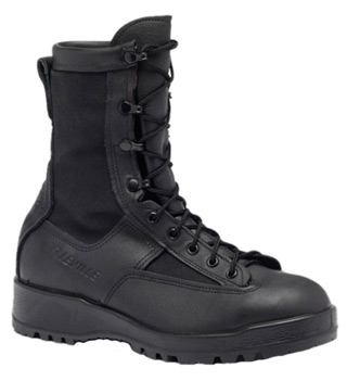 Belleville Shoe Waterproof Black Combat & Flight Boot