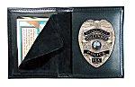 <b>Book Style Badge Case</b>