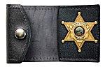 <b>Badge Tri-Fold Case, No Recessed</b>