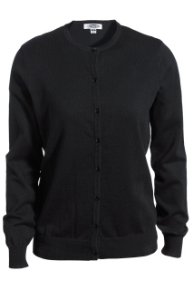 Edwards 040 Women's Corporate Performance Jewel Neck Cardigan