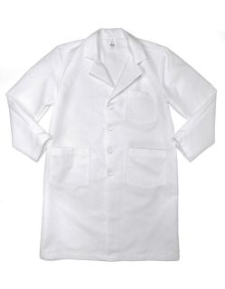 Eagle Work Clothes LABM82 Lab Coat - Male - 80/20