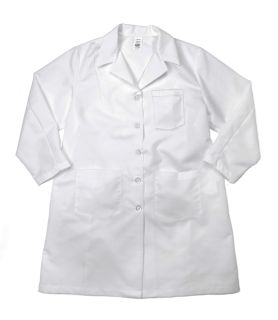 Eagle Work Clothes LAFDC Lab Coat - Female-65/35