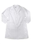 Eagle Work Clothes LAFGDC Lab Coat - Female- Grip -65/35