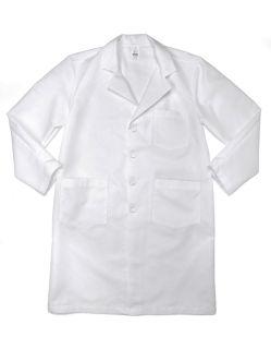 Eagle Work Clothes LAMDC Lab Coat - Male -65/35