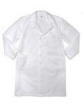 Eagle Work Clothes LAMDC Lab Coat - Male -65/35