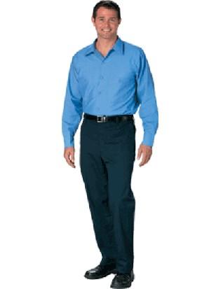 Eagle Work Clothes Industrial Flex Pants-Pp 65/35
