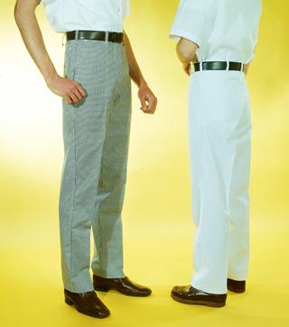 Eagle Work Clothes PTKTZDC Kitchen Pants - Zipper - Twill