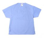 Eagle Work Clothes SSVNRDC Non-Rev Scrub Shirt
