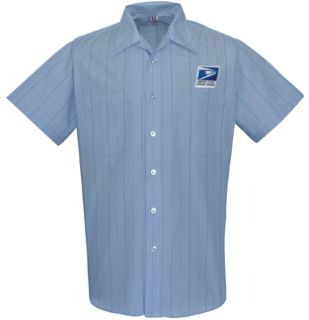 Fechheimer 82X4355 Lc Mens Short Sleeve Shirt 65% Poly 35% Cotton