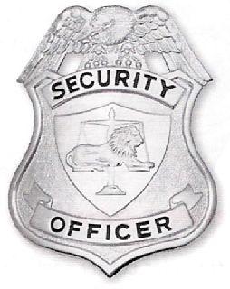 Hamburger Woolen Company Inc Hamburger Woolen Company Inc 104 Security Officer Badges
