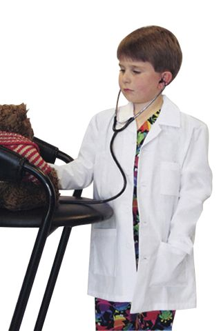 Landau 7003 Child Size Lab Coat