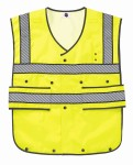 Liberty Uniforms 588M 5-point break-away Safety Vest