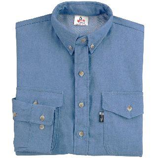 NJATC FR 10438 Westex UltraSoft Chambray Shirt
