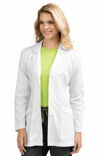 Med Couture 5618 31 In. Mid Length Lab Coat