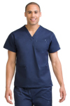 Med Couture 8471 Men's 3 Pocket Top