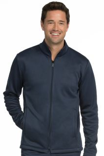 Med Couture 8688 Mens Performance Fleece Jacket