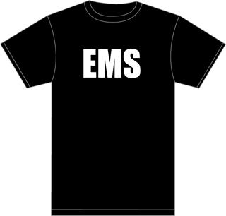 Premier Emblem t1000-WE EMS 100% COTTON T-SHIRT