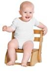 Precious Cargo® 100% Organic Infant 1-Piece.  CAR04ORG