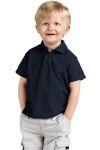 Precious Cargo® - Silk Touch™ Toddler Sport Shirt.  CAR500