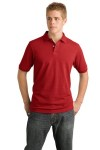 District Threads® - Modern Pique Polo.DT3000