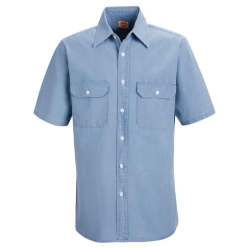 f5596dcba VF ImageWear | SC62 | 100% Cotton Chambray Shirt| Work Shirts | Becnel  Uniforms