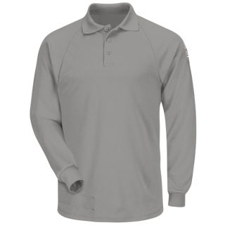 1.123 SMP2 Classic Long Sleeve Polo - CoolTouch 2