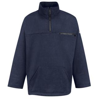 Bulwark SEZ6, ¼ Zip Pullover Fleece - EXCEL FR®