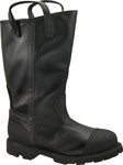 Weinbrenner 504-6371 504-6371  14 Women's Structural Fire Fighting Bunker Boot