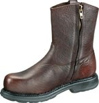Weinbrenner 804-4130 804-4130    8 Side-Zip Wellington - Safety Toe