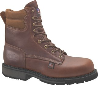 "Thorogood Shoes 804-4204 804-4204 8"" American Heritage - Safety Toe"