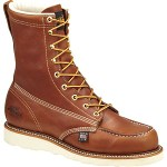 "Thorogood Shoes 804-4208 804-4208 8"" Moc Toe Safety Toe"