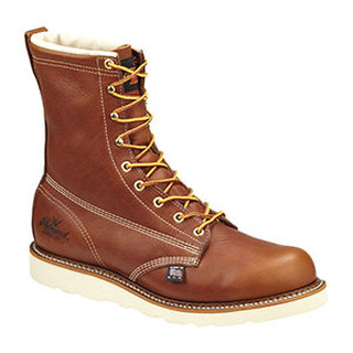 """Thorogood Shoes 804-4210 8"""" Waterpoof Plain Toe - Composite Safety Toe"""