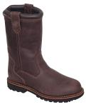 """Thorogood Shoes 804-4281 11"""" Wellington Safety Toe"""
