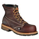 "Thorogood Shoes 804-4367 6"" PL Toe Steel Toe EH"