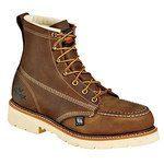 """Thorogood Shoes 804-4375 6"""" Moc Toe - Safety Toe"""