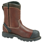 "Thorogood Shoes 804-4440 8""Plain Toe - Wellington Side-Zip - Composite Safety Toe"