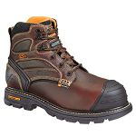 "Thorogood Shoes 804-4456 6"" Plain Toe - Waterproof - Composite Safety Toe"
