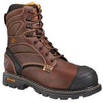 """Thorogood Shoes 804-4459 8"""" Plain Toe - Waterproof/Insulated - Composite Safety Toe"""