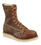"""Thorogood Shoes 804-4478 8"""" Mocc Toe Safety"""