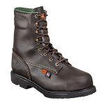 "Thorogood Shoes 804-4531 8"" Plain Toe - Internal Metatarsal - Safety Toe"