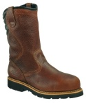 "Thorogood Shoes 804-4710 11"" Steel INDY Welli W/P"