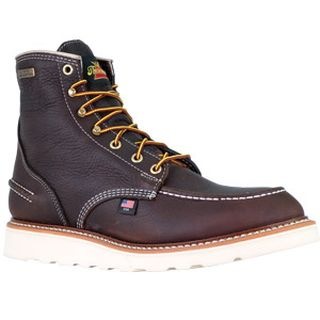 "Thorogood Shoes 814-3600 6"" Moc Toe, Waterproof Non-Safety"