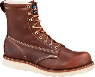 """Thorogood Shoes 814-4008 814-4008 8"""" Waterproof Plain Toe (Non-Safety)"""