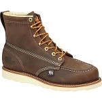 "Thorogood Shoes 814-4203 814-4203 6"" Brown Moc Toe Non-Safety"