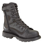 "Thorogood Shoes 834-6449 8"" GEN-flex2 VGS Waterproof Side Zip Tactical"