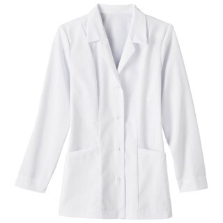 "White Swan 1088 Meta 30"" Ladies Labcoat"