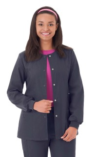 "White Swan 14740 Fundamentals Ladies 28"" Warm Up Jacket"