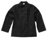 White Swan 18000 Five Star 8 Button Chef Jacket