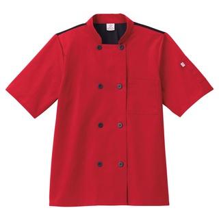White Swan 18035 Five Star Unisex Moisture Wicking Mesh Back Chef Coat