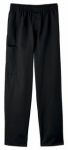 White Swan 18101 Five Star Unisex Zipper Front Pant